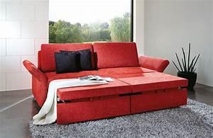 Couch Günstig Poco : multiflexx von poco home trend sofa rot sofas couches online kaufen ~ Markanthonyermac.com Haus und Dekorationen