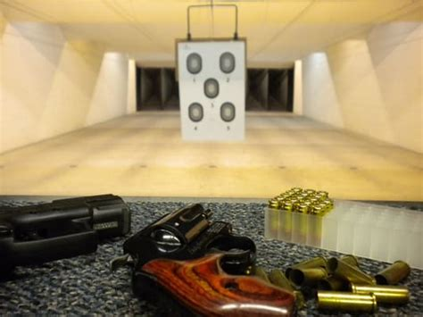 rangers shooting range near me