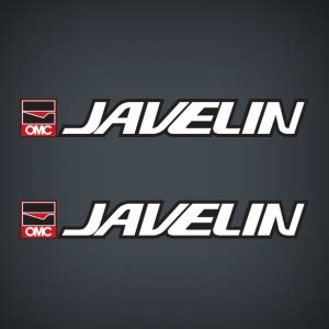 Kenner Boat Decals by Boat Manufacturer Javelin Kenner Lund In Boat Decals