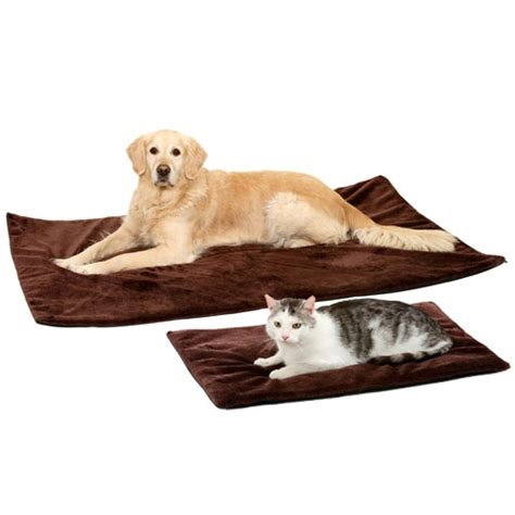 tapis thermique thermo top tapis pour chien et chat karlie wanimo