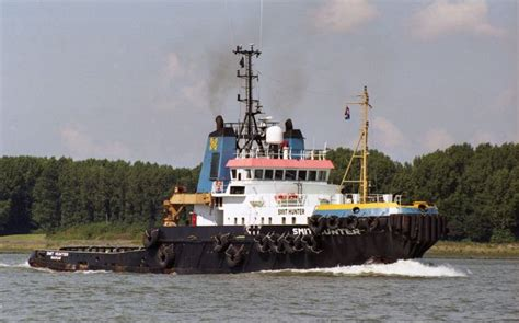 Sleepboot In Dutch by Sleepboot Vandaag Smit Hunter Gegevens En Groot Klik