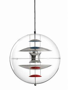 Dänische Lampen Klassiker : designklassiker aus d nemark vp globe von verner panton ~ Markanthonyermac.com Haus und Dekorationen