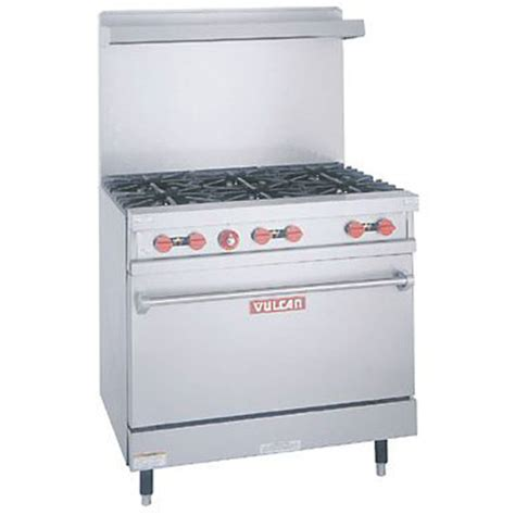 vulcan 6 burner range stove lp gas all about events