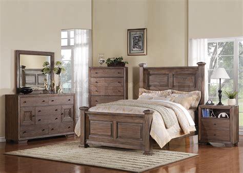 Equinox Dresser In Distressed Ash Acme Furniture