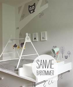 Farben Für Babyzimmer : babyzimmer w nde gestalten ideen ~ Markanthonyermac.com Haus und Dekorationen