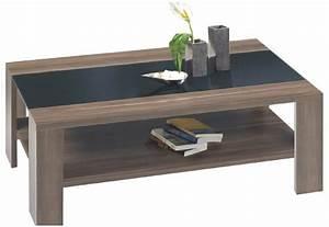 Wohnzimmertisch Mit Glasplatte : couchtisch nussbaum mit schwarzer glasplatte energiemakeovernop ~ Markanthonyermac.com Haus und Dekorationen