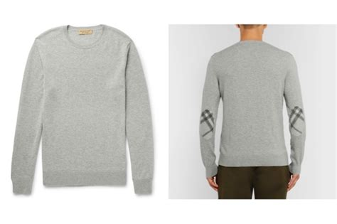 Where Can I Find A Sweater With Elbow Patches?