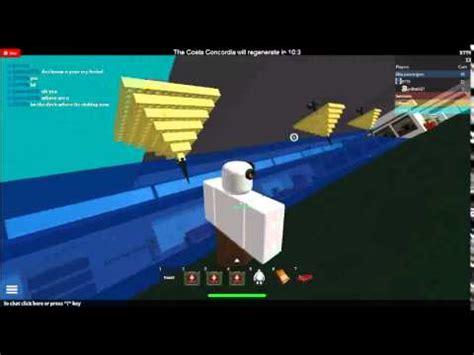 roblox sinking ship simulator part 1