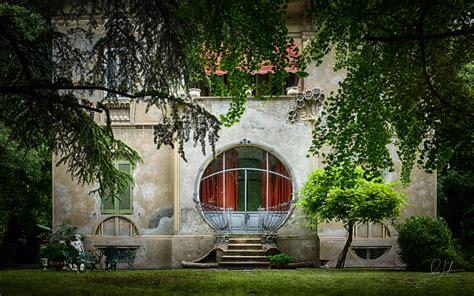 Art Deco House In Ferrara, Italy-arno Jenkins