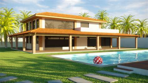 Projetos De Casas De Campo Modernas