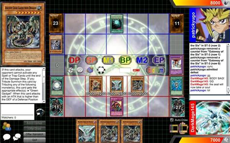 using the seal of orichalcos on dueling network by