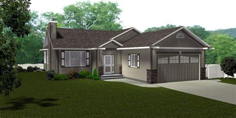 Bungalow House Plans With Photos Canada