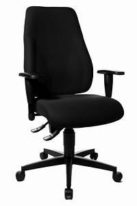 Chefsessel Xxl 200 Kg : drehstuhl lady sitness schwarz topstar drehst hle bis 200 eur drehst hle b ro und ~ Markanthonyermac.com Haus und Dekorationen