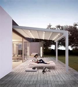 Terrasse Lampen Led : die besten 25 terrassenbeleuchtung ideen auf pinterest hinterhofbeleuchtung terrassen ~ Markanthonyermac.com Haus und Dekorationen
