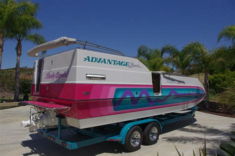 Party Cat Boat by Advantage Party Cat Lx 26 Deck Boat 1992 For Sale For
