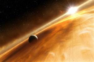 Giant Gaseous Exoplanet Found Orbiting 2 Million-Year-Old ...