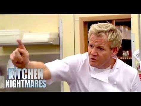 You, You And You! Chef Ramsay Explodes  Kitchen