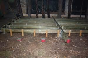 les terrasses du bois ont r 233 alis 233 cette terrasse en bois exotique ipe avec structure en pin