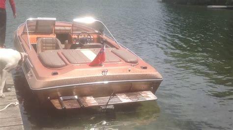 Baja Boats You Tube by 1976 Baja Jet Boat Youtube