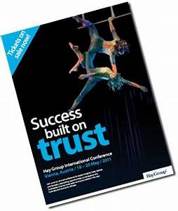 Trust and Business Success (and Hay Group International ...