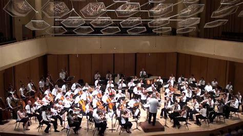 Tchaikovsky Symphony No. 4, Northwestern University Summer