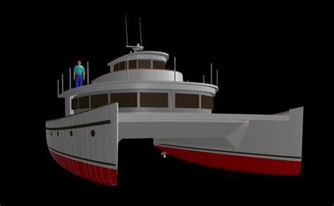 Catamaran Hull Plywood by Benadi Composite Catamaran Plans