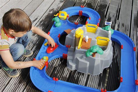 Aquaplay Wasserbahn Wasserspielzeug Für Den Garten (inkl