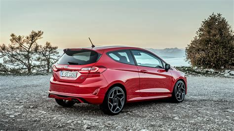 2018 Ford Fiesta St Wallpapers & Hd Images Wsupercars