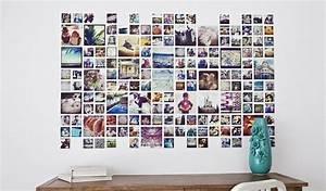 Bilderwand Gestalten Ohne Rahmen : kreative fotowand ideen basteln pinterest fotowand ideen fotowand und suche ~ Markanthonyermac.com Haus und Dekorationen