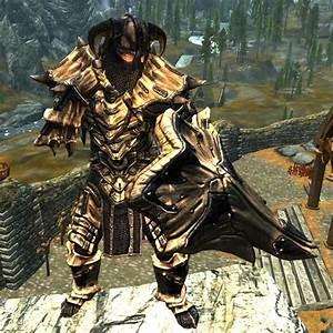 Dragonbone Ebonsteel Armor (Immersive Armors) | The Elder ...