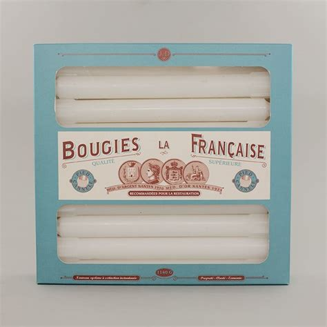 bougies la 20 non drip dinner candles