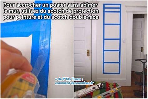 comment coller un poster mural maison design bahbe