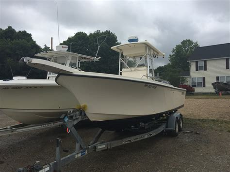 Parker Fishing Boats For Sale By Owner by Sold Parker 23dvcc The Hull Truth Boating And