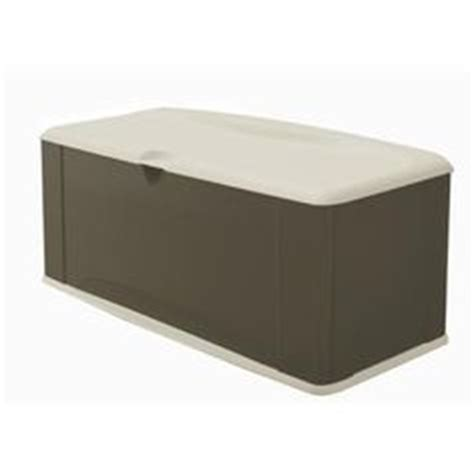 Rubbermaid Deck Box Home Depot by Jardin Jardin Lounge Shed 17188185 Home Depot Canada