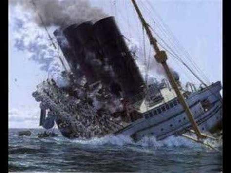 clip hay the titanic lusitania and britannic