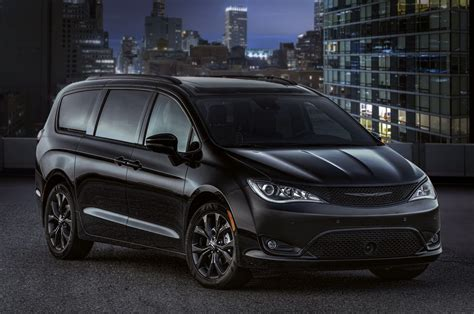 2019 Chrysler Pacifica  Review, Price, Engine, Release
