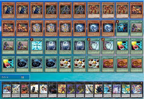 chronomaly deck profile with mini guts deck list