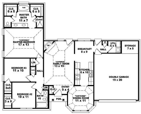 4 Bedroom One Story House Plans Kitchen Design Degree And Dining Room Luxury Designer Kitchens Designs Layout Dk Traditional Ideas Masters One Wall Photos