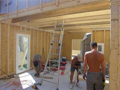 autoconstruction maison ossature bois boismaison