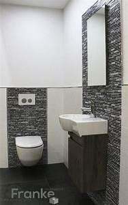 Gäste Wc Gestalten : kleine g ste wc l sung wei e wandfliese topcollection minos interiors bathroom powder ~ Markanthonyermac.com Haus und Dekorationen