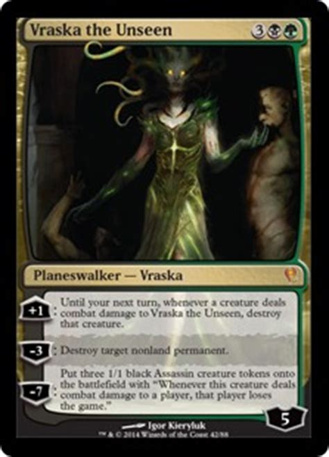 vraska the unseen from jace vs vraska spoiler