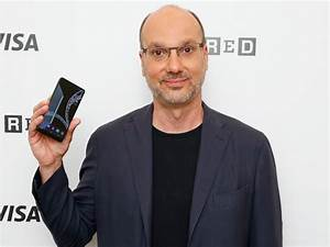 Andy Rubin returns to Essential after being away for a ...