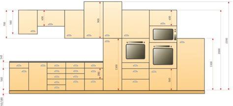 dimension meuble haut cuisine cuisine en image