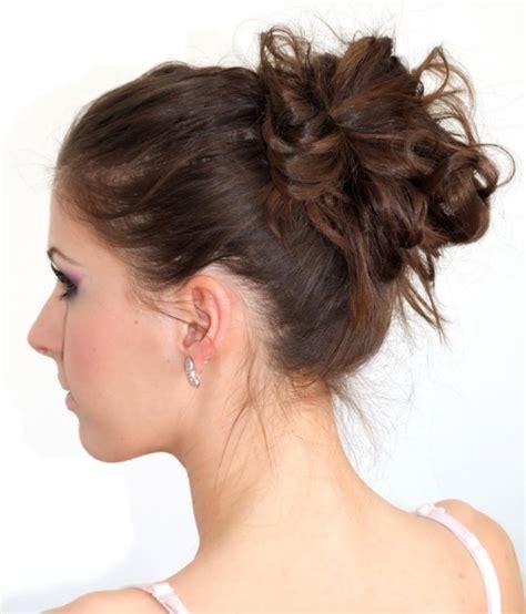 coiffure facile 224 faire en 50 id 233 es cheveux longs et mi longs