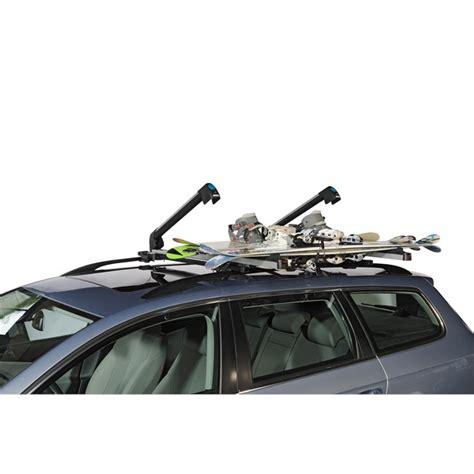 porte skis sur barres de toit norauto alaska 600 norauto fr