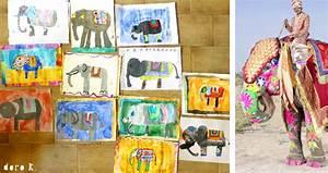 Malen Mit Kindern : malen mit kindern bunte elefanten ~ Markanthonyermac.com Haus und Dekorationen