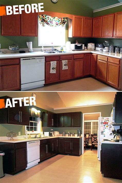 1000 ideas about cabinet transformations on
