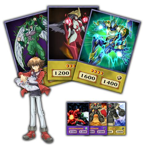 jaden yuki deck season 1 yugiohoricasofficial by