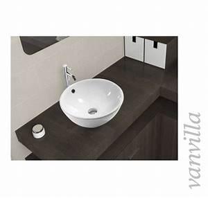 Bemalte Keramik Waschbecken : waschbecken keramik aufsatzbecken rund aufsatzwaschbecken waschtisch ebay ~ Markanthonyermac.com Haus und Dekorationen