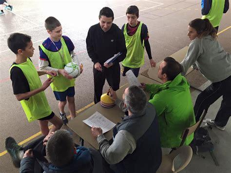 photos formation des jeunes officiels site du coll 232 ge jean rostand la rochefoucauld